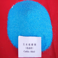 chemical name for cuso4 Copper Sulphate
