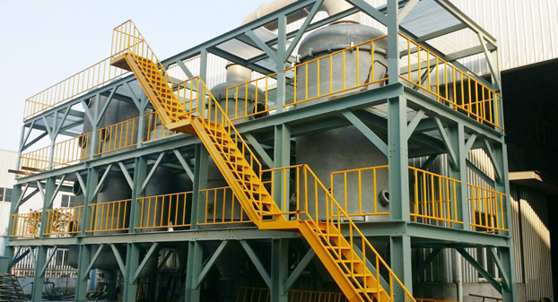 Plasma gasification equipment for all kinds of waste