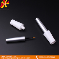white liquid eyeliner holder eyeliner tube for girls