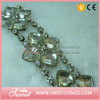 Factory Price Heart Shape Cristal Chain
