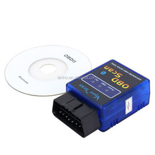 A24 ELM327 Scan V2.1 Advanced OBD2 Bluetooth Works Android Vehicle Detector Diagnostic Instrument Scan Car Diagnostic Tool