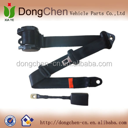 Retractable 3 Points Car Safety Seat Belt&High Classic Three Point Retractor Driver Seat Belt