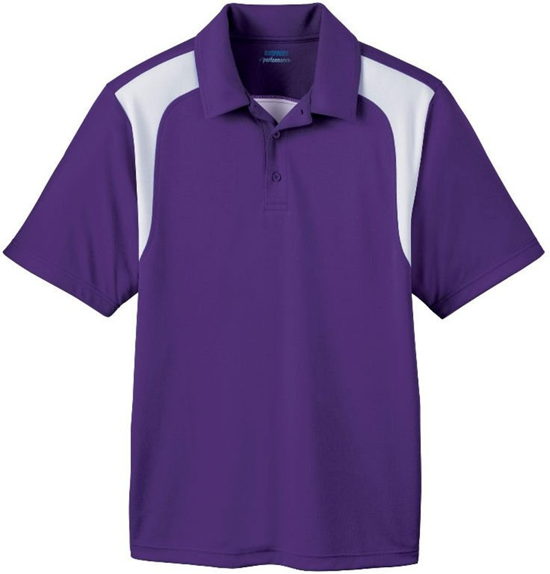Color Combination New Design Custom Polo Shirt View