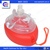 WAP-Health CE approved disposable and hard case one-way valve PVC cpr mask