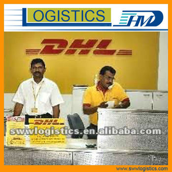 Express courier service from china to Liberia by DHL FEDEX EMS TNT