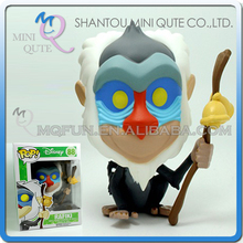 Mini Qute Funko Pop The Lion King Rafiki Kids gift super hero action figures cartoon models educational toy NO.FP 88