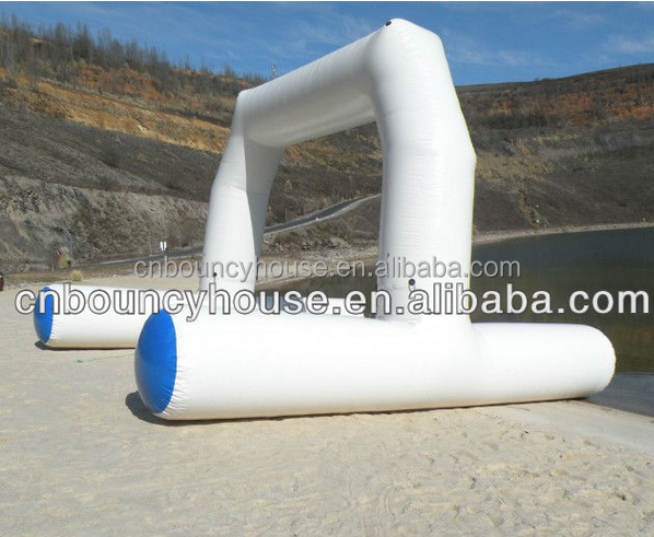 New style water advertising inflatable arch
