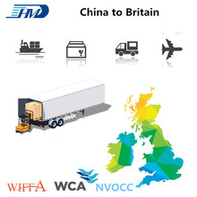 Amazon Dropship Shipping Container Freight Forwarder China to UK