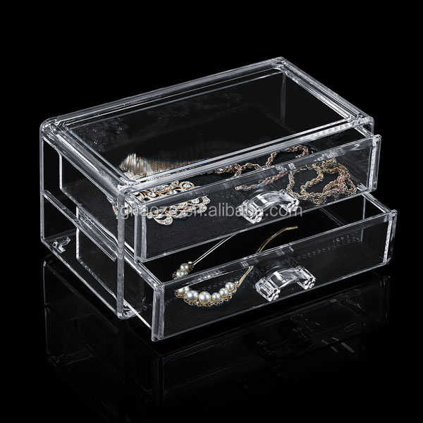 Cheap Simple Storage Box Cosmetic Organizer Factory