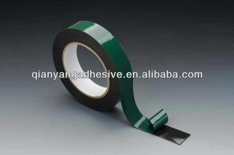 Flexible magnetic tape/Acrylic foam tape/Adhesive silicone foam tape