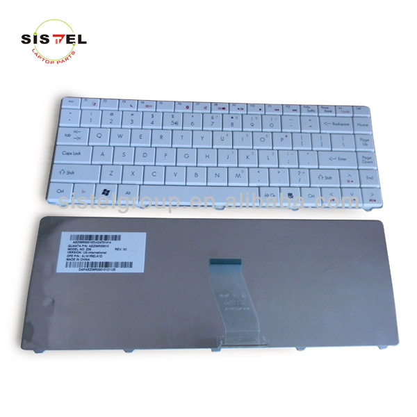 laptop keyboard for acer aspire one d255 keyboard