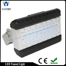 Low price good quality aluminum modular design 100lm/w 100w led tunnel light for selling