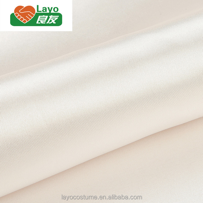 China Suppliers Good Quality Satin Polyester Satin For Women Garments