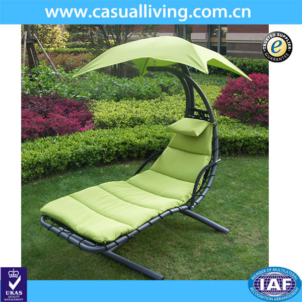 Green Newly Product Original Outdoor Swing Hanging Chair