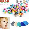 Mixed Food Grade Silicone Bead Nursing Necklace Jewelry Making Wholesale Chew Baby Teething Beads
