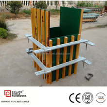 PP Plastic Plywood Concrete Columns Mold in Alibaba