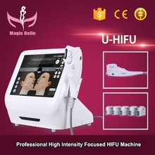 Easy to use Face and Body lifting hifu machine HIFU wrinkle removal skin care hifu