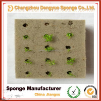 PU seeding planting sponge moisture retain for stereoscopic Agriculture China