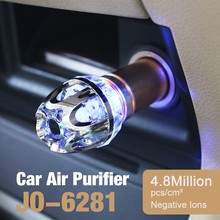 Luxury Novelty car accessories (Car Air Ionizer JO-6281)