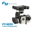 feiyu good quality gimbal MINI 3D 3-Axis Brushless Gimbal for Aircraft Helicopters Drone Gopro Hero 3+ 4 Camera