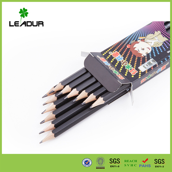 Wholesale alibaba lead pencil with eraser