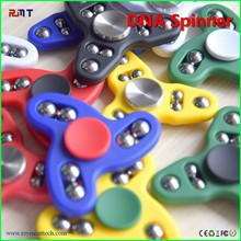 Tri-Spinner Fidget Toys Plastic EDC Sensory Fidget hand Spinner For Autism ADHD Kid Adult Funny gifts Anti Stress finger spinner