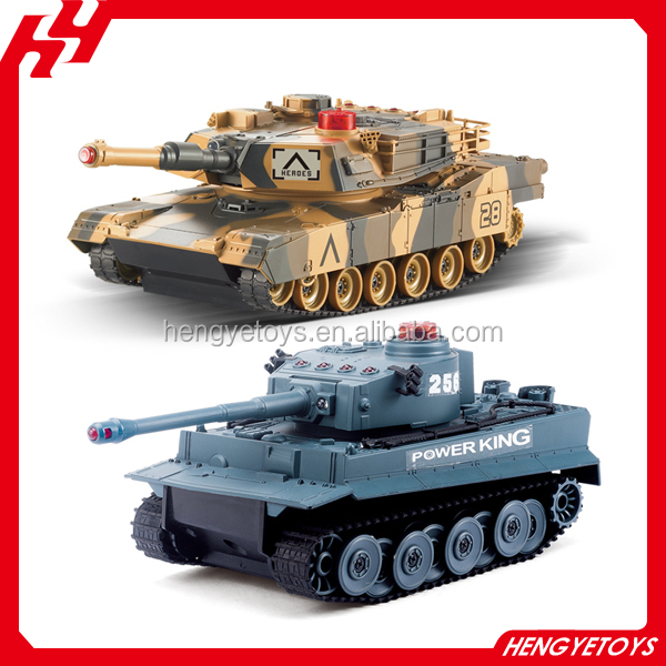 New remote control infrared battling rc tanks 2 pcs in one set life indicator patent product