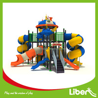 2016 New Hot children commercial outdoor playground equipment south africa
