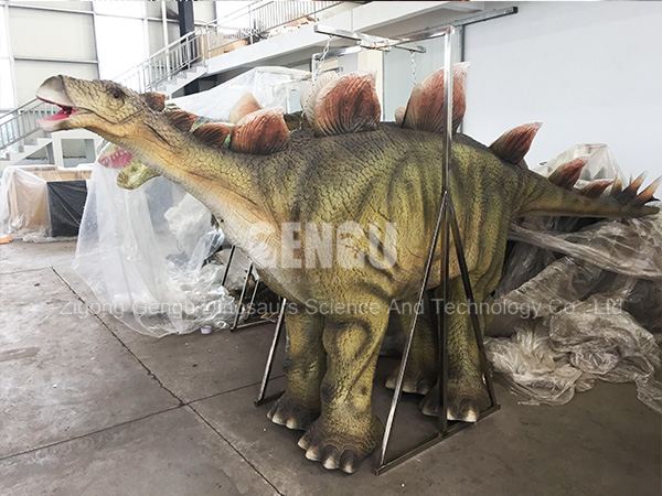 Robotic Walking Make Animatronic Dinosaur Costume