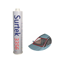 Surtek 3356 sausage and cartridge packing high quality polyurethane sealant for auto glass