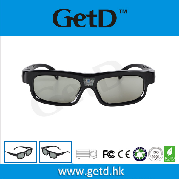 Promotional DLP LINK 3d glasses GL1100