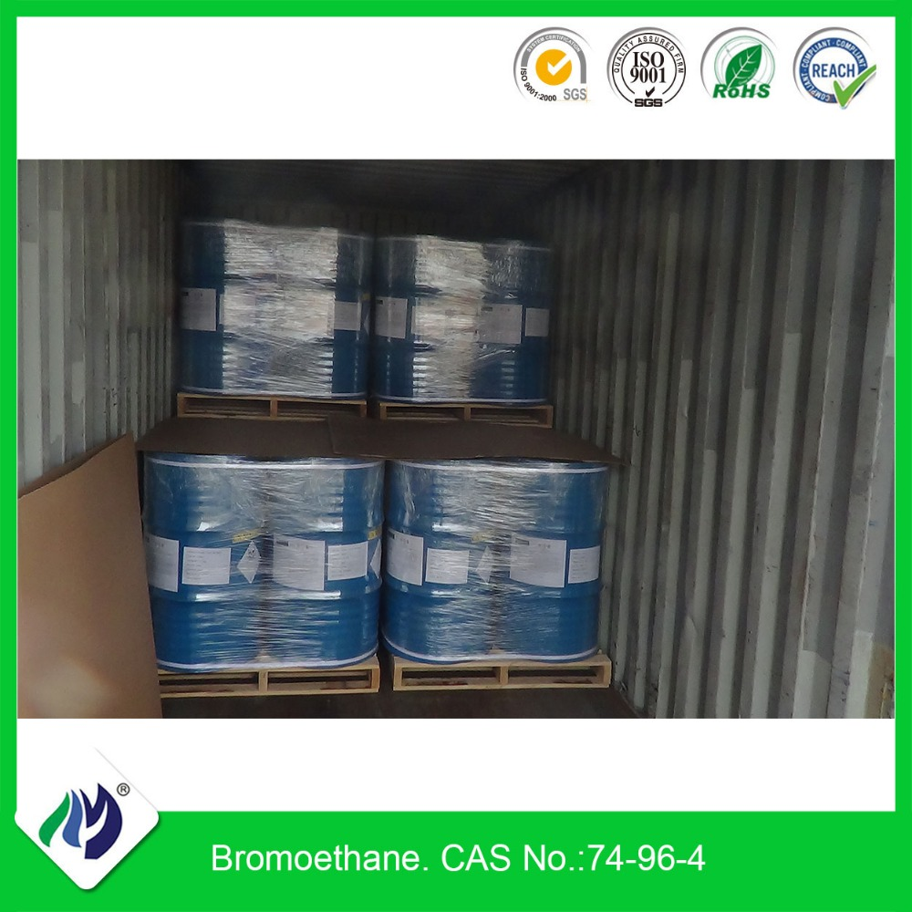 Bromoethane supplier with ISO certificate