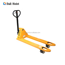 high quality hand pallet truck trolley warehouse pallet truck cheaper than pallet jack