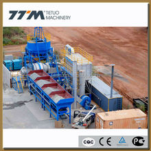 40t/h China supplier mobile small asphalt mixing plant