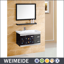 Wholesale products stainless steel bath vanity cabinet furniture