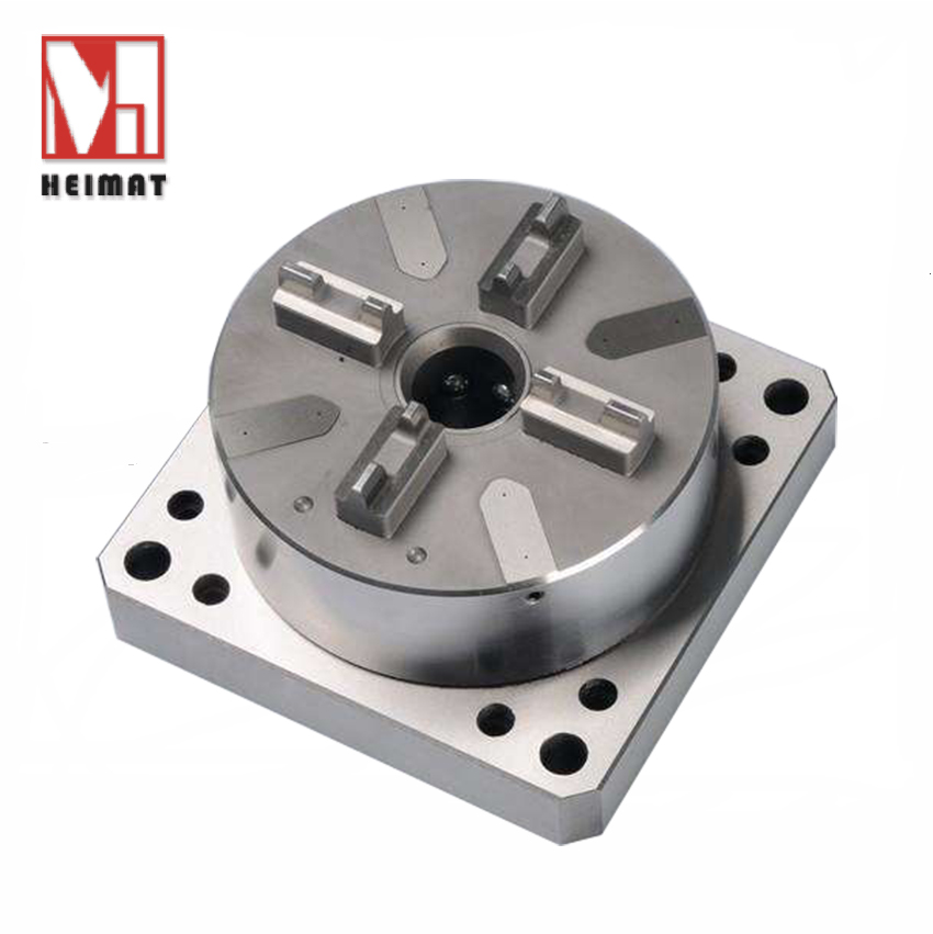 High Quality 4 Jaw Self-Centering Lathe Chuck