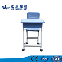 high quality pp school desk and chair