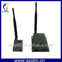Sale small transmitter receiver with 2.4ghz 500mW from the China manufacture
