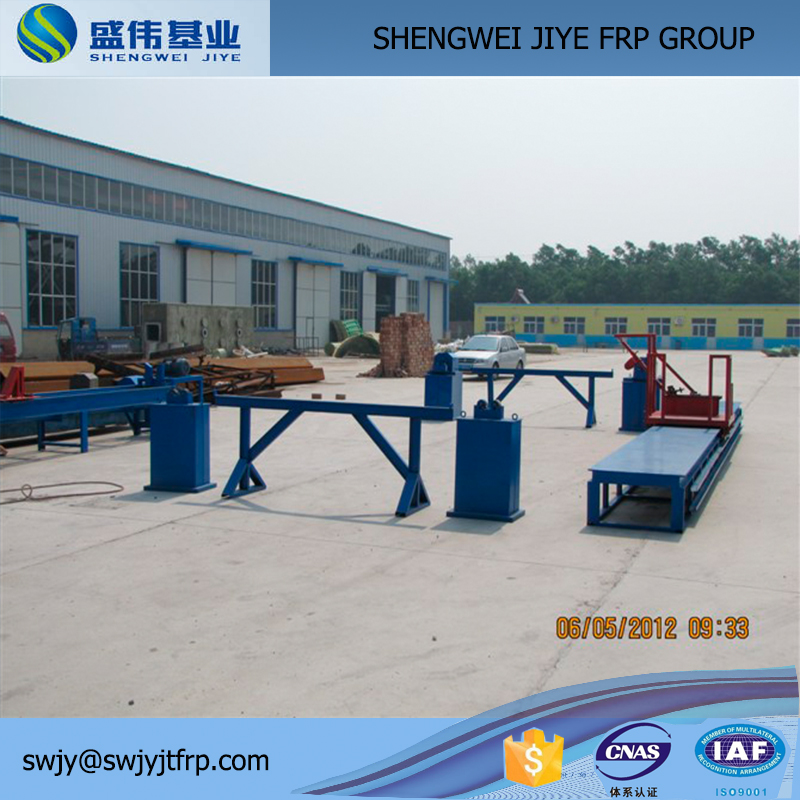 frp filament winding machine ppr pipe line from chinese pipe line company