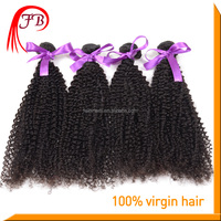 kinky curl expression hair extension Brazilian Hair Extension