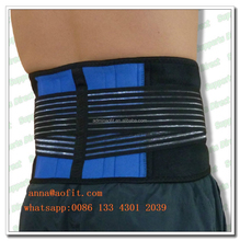 Adjustable Support Neoprene and fish net cloth Waist Trimmer Belt For Women and Men