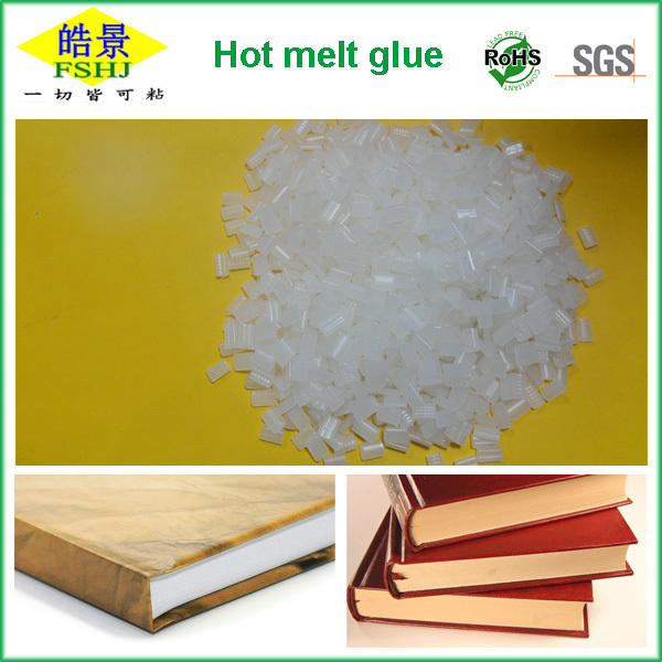 HDPE Hot Melt Adhesive for Book binding Glue