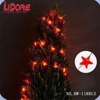 LIDORE 2015 Christmas Little Star Battery Operated Copper String Lights