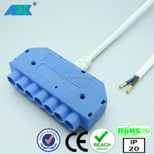 led light strips, led neon flex 50V 10A electrical distributor verteiler box