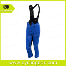 Pro Sky-blue Innovativ design summer anti-bacterial 2015 team cycling/biking/outdoor wear with bib pants with competitive price