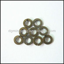 Carbon steel spring washers as drawing