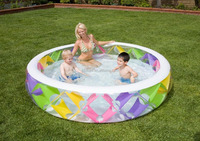 Wholesale pool, the cartoon children swimming pool inflatable swimming pool, inflatable swimming pool