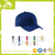 Solid color adjustable curved visor custom cheap plain baseball cap