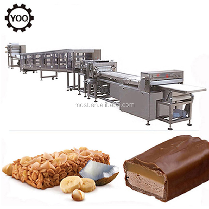 commercial snicker bar forming machine with good price