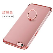 [XUNDD] 0.38mm Thickness Shell For OPPO R9s case PC Hard Clear transparent Back cover for OPPO R9s
